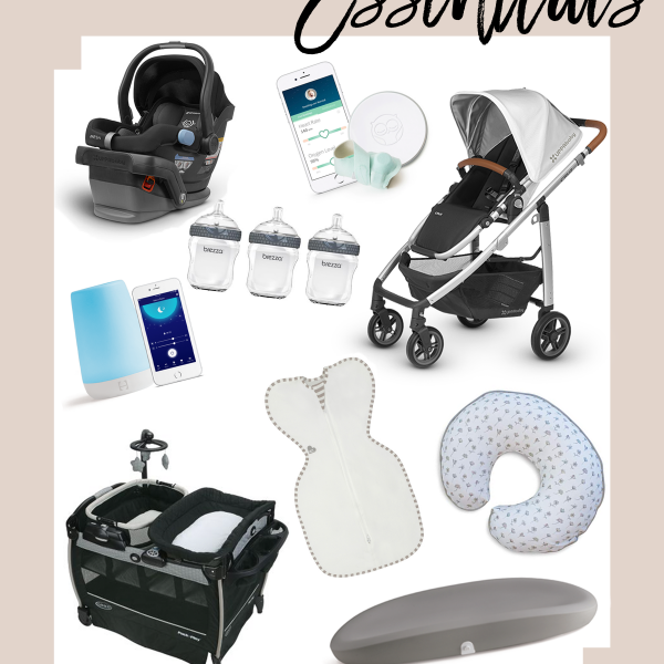 My Minimal Newborn Essentials